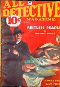 All Detective Magazine  (Nov 1933)