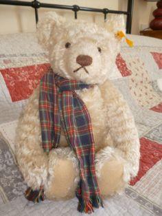 Steiff mohair bear | eBay