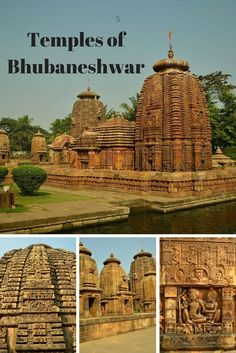 Temples of Bhubaneshwar, Photo feature of temples, Bhubaneshwar. Bhubaneshwar old temples, Places to see in Bhubaneshwar