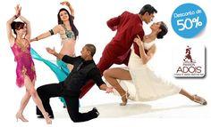 Escolha seu ritmo e caia na dança! >>