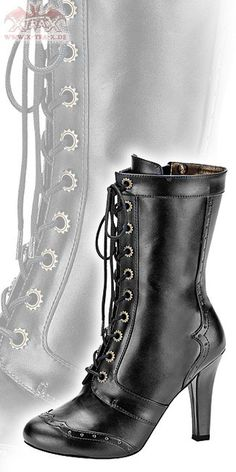 Boots 'Dark Gotic'