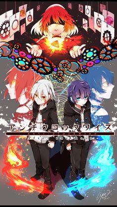 PV: Anti-Clockwise || Mafumafu & Soraru | After the Rain