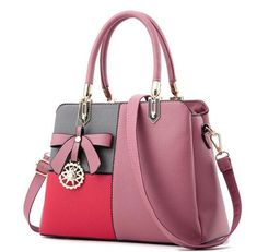 UK/_ LK/_ Women/'s Leather Messenger Shoulder Tassel Bag Handbag Ladies Crossbody B