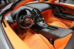 Bugatti преставил самый быстрый на планете кабриолет Veyron Grand Sport Vitesse