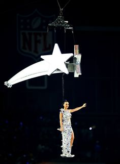 Did Anyone Else Think of This During Katy Perry's Super Bowl Performance?