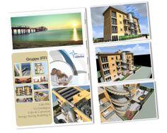 Lido Blu complesso Immobiliare a Lido di #camaiore