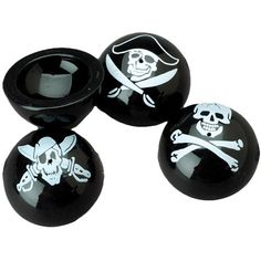 Great ideas for #pirate themed #party favors!