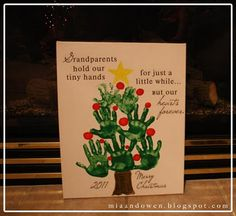 christmas craft for grands