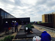 ... Installation on Pinterest | Green Roofs, Roof Panels and Roof Membrane