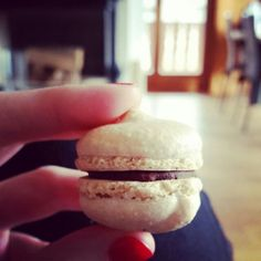 1000+ images about Macaroons on Pinterest | Chocolate macaroons ...