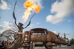 Maker Faire is the Greatest Show (and Tell) on Earth—a family-friendly festival of invention, creativity and resourcefulness, and a celebration of the Maker movement. Part science fair, part county fair, and part something entirely new,...