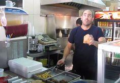 Dieser Falafel-Verkäufer macht auch dich zum Vegetarier