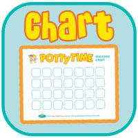 Printable Potty Charts Princess    Direct Download Free Potty