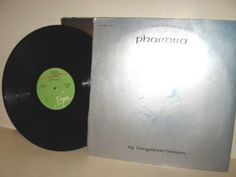 TANGERINE DREAM - Phaedra *Virgin VIL12010 Italy 74* LP