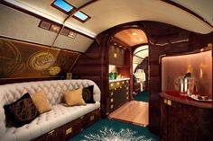 Skyacht One Is The World's Most Luxurious Private Jet