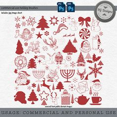 Scrapbooking TammyTags -- TT - Designer - HG Designs, TT - Item - Photoshop Tool, TT - Theme - Christmas
