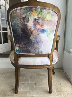 Accent Chairs, Abstract Art, Furniture, Home Decor, Upholstered Chairs, Decoration Home, Room Decor, Home Furnishings, Home Interior Design