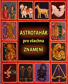 ASTROTAHÁK na Popelení Tarot, Feng Shui, Reiki, Zodiac, Mandala, Baseball Cards, Christmas Ornaments, Cool Stuff, Holiday Decor