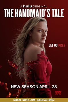 Hey Serial Fans and welcome to the Spring TV Series 2021: Your Guide To The Badass New And Returning Shows. In this guide, we are recommending you the best TV series to watch and stream this Spring. Like the critically acclaimed badass Hulu drama The Handmaid's Tale. #TVSeries #TVShows #BestTVShows #ShowsToWatch #HandmaidsTale Alex Rider, Tv Series 2017, Tv Series To Watch, Apple Tv, Penny Dreadful, Margaret Atwood, Netflix, The Cw, Handmaid's Tale Tv