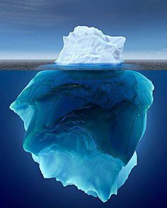 Most Beautiful Pages: Top 10 Icebergs Underwater Real Pictures. Cool Pictures, Cool Photos, Beautiful Pictures, Collage Foto, Fuerza Natural, Dame Nature, Natural Phenomena, Amazing Nature, Nature Photos