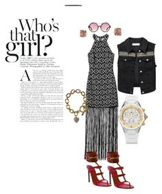 """""""I AM JMADDD STYLES...."""" by johncm on Polyvore featuring Gucci, Tom Ford, Michele, Juicy Couture and Kate Spade"""