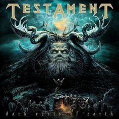 Eliran Kantor (Allemagne 1984 -). Band: Testament. Album: Dark roots of earth