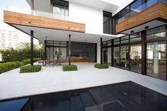 Warm elegance defining Franco Residence in Golden Beach