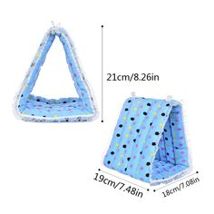 Foerteng Hamster Hammock Bird Toy Small Pet Bed Warm Soft Pet House Pet Hanging Toy House Cage for Any Small Aniamls -- Click picture to examine more information. (This is an affiliate link).