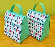 Maritime Handbag with tutorial