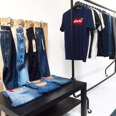 A fab selection of Levi's® in the Atom Retro Shop, Malton.  #levis #levisjeans #levistrauss #levis501 #levis511 #levis501ct #levis510 #levistshirt #levistrucker #levistruckerjacket #truckerjacket #jeans #mensstyle #mensfashion #menswear #atomretro #malton #northyorkshire