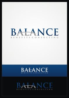"Create a group benefits logo reflecting balance and ""Peace of Mind"" by Goviel_99"