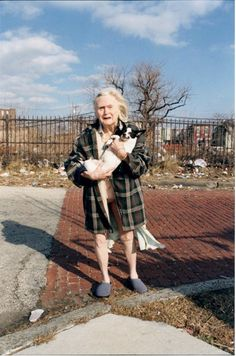 "Zoe Strauss, ""Alzheimer"", one of the many billboards displayed around the city of Philadelphia"