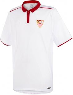 Sevilla 16-17 Cheap Home Replica Shirt jersey  F422  Soccer Kits a751df0bd9140