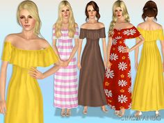 sims2fanbg's Sims 3 Downloads
