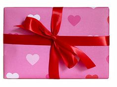 Heart Print Wrapping Paper - wrapping paper