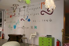 un cuento en la pared...... Decor, Vinyl, Home Decor Decals, Home Decor, Wall