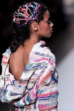 knitGrandeur: Zaida Adriana Goveo Balmaseda - Calafuria
