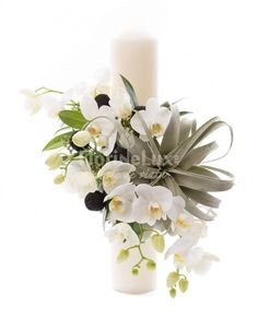 Wedding Flowers, Wedding Dresses, Christening, Candle Decorations, Candle Holders, Bouquet, Baby Shower, Candles, Dress Lace