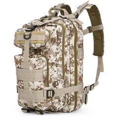 Backpack knapsack Rucksack Infantry Pack Field Pack,Printed Oxford New Casual Shopping Travel Outdoor Backpack