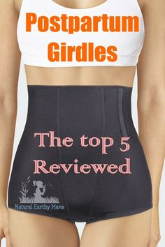 94687a2e4 Best Postpartum Girdles for 2019  What belly binder should you use