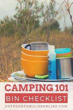 Camping Packing List PLUS Expert Camping Storage Ideas - Printable! Looking for the ultimate camp hack for a successful family outing? Our ultimate camping packing list + family camping tips gets you organized and outdoors. Camping Packing, Camping List, Camping Outfits, Camping Checklist, Camping Essentials, Camping Meals, Tent Camping, Camping Hacks, Outdoor Camping