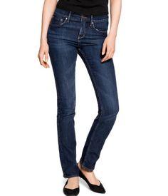 For the Bargain-Hunter: Straight Regular Jeans at H $39.95