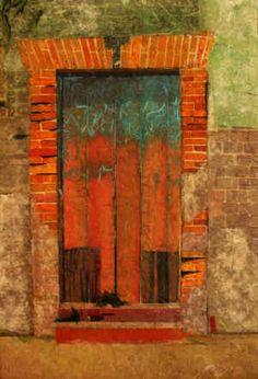 Doors in San Miguel - México