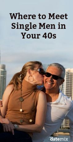 Singles in their 40s