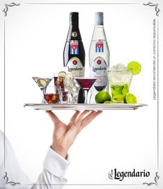 ¿Si tuvieses  estas copas de Ron  Legendario, a que amigos invitarías? #Ron Legendario
