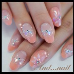 Beautiful Ombre Nail Designs, Best Nail Art Designs, Nail Designs Spring, Gorgeous Nails, Pretty Nails, Cute Nails, Nails Only, My Nails, Spring Nails