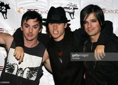 30 Seconds to Mars during VMA MTV2 and LifeBeat The Music Industry Fights Aids Concert at Webster Hall in New York City, New York, United States.