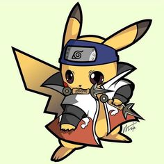 Post with 38 votes and 1211 views. Tagged with pokemon, anime, naruto, pokemon fan art; Shared by naruto pikachu Pikachu Drawing, Pikachu Art, Deadpool Pikachu, Pokemon Fan Art, Pikachu Chibi, Pokemon Avatar, Pokemon Umbreon, Baby Pokemon, Cool Pokemon Wallpapers