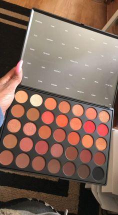 Best Eye Shadow Palette Morphe 3502 Ideas - Make-Up Day Makeup, Makeup Tools, Skin Makeup, Eyeshadow Makeup, Beauty Makeup, Eyeliner, Simple Eyeshadow, Makeup Kit, Foil Eyeshadow