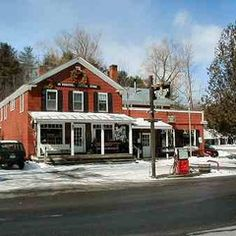 South Woodstock Country Store, S. Woodstock, VT:  My Grandmother was the postmistress in the tiny P.O. attached to the store.